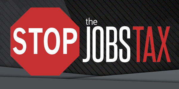Stop The Jobs Tax